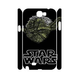 C-EUR Star War Customized Hard 3D Case For Samsung Galaxy Note 2 N7100Kimberly Kurzendoerfer