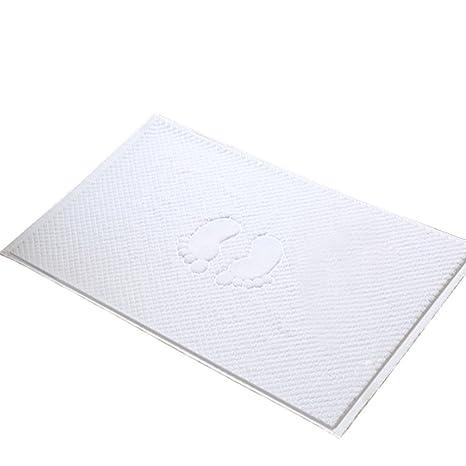 Toalla de baño suave---- Alfombras de baño de toalla de hotel de cinco estrellas Alfombrillas de ...