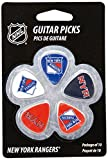 Best Woodrow Guitar by The Sports Vault Acoustic Guitars - NHL New York Rangers Guitar Pick (10-Pack), 1-Inch Review