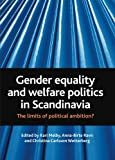 img - for Gender Equality and Welfare Politics in Scandinavia: The Limits of Political Ambition? book / textbook / text book