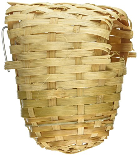 Prevue-Pet-Products-BPV1154-Bamboo-Covered-Finch-Bird-Twig-Nest