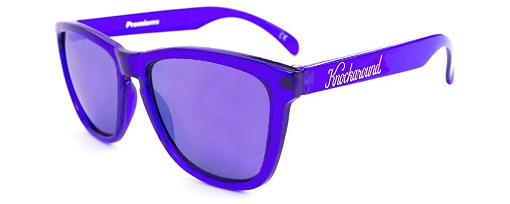 Gafas de sol Knockaround Classic Premium Purple Monochrome ...