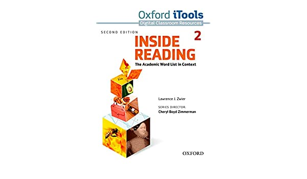 Inside Reading: 2 iTools: Cheryl Boyd Zimmerman