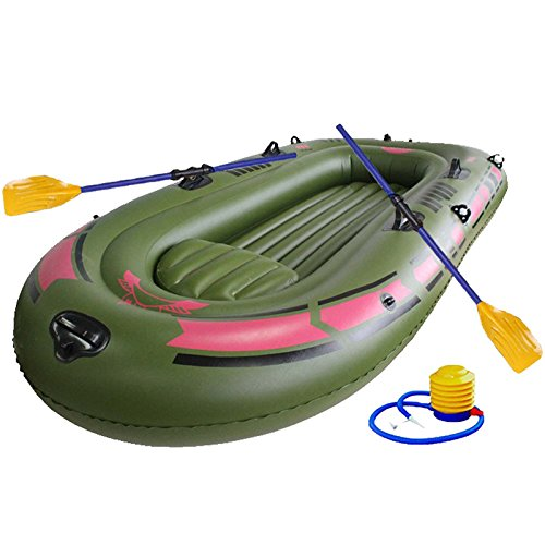 Wincom Dishman Water Sports WD 150X90CM 1Person WD Rubber Boat for River Stream Lake Fishing Inflatable Boat