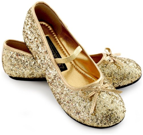Sparkle Ballerina Shoes Child  - Medium