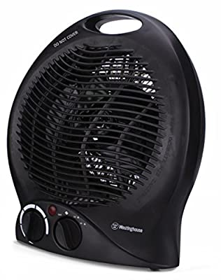 Westinghouse WHD101B 1500W Desk Top Heater