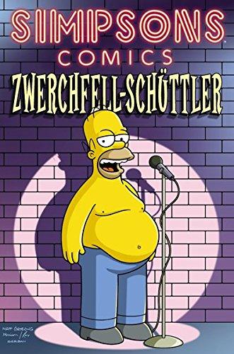 Simpsons Comics: Bd. 13: Zwerchfellschüttler Taschenbuch – 15. Juli 2009 Matt Groening Bill Morrison Panini 3866077181