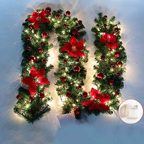 Outdoor Lighted Christmas Packages Decorations in US - 8