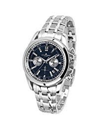 Jacques Lemans Liverpool 1-1117.1IN Mens Chronograph Design Highlight