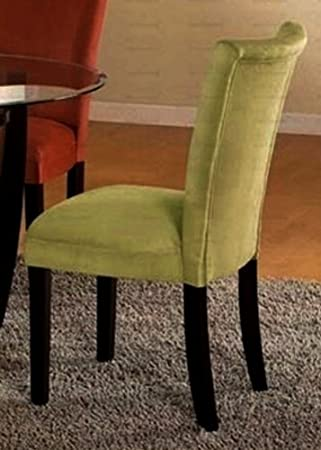 Exceptionnel Vienna Green Parson Dining Chair (Set Of 2)