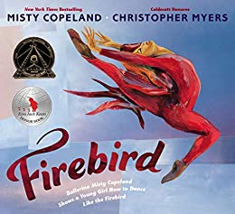 Image result for firebird misty copeland book