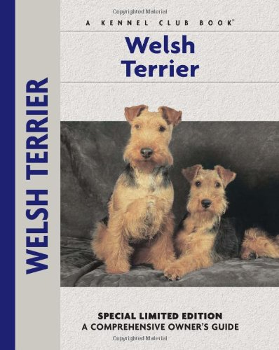 Welsh Terrier (Comprehensive Owners Guide) by Brand: Kennel Club Books