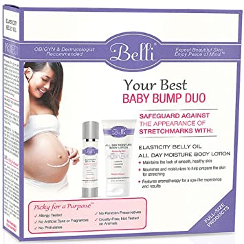 Your Best Baby Bump Duo for Pregnant Mothers by Belli