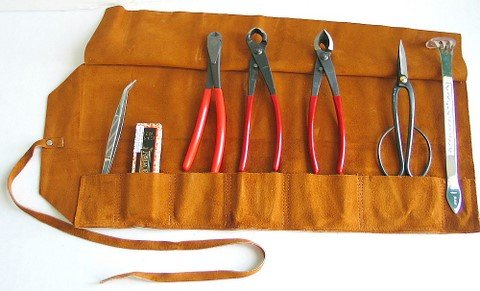 Joshua Roth Bonsai Tool Kit Professional 8 Pc 9905