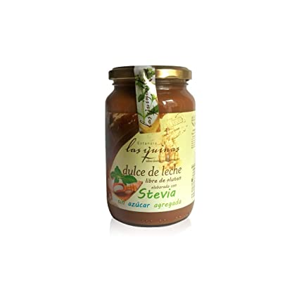 Amazon.com : Milk Caramel From Argentine brand las Quinas 15.87 oz. Bottle Dulce de leche Argentino Las Quinas : Grocery & Gourmet Food