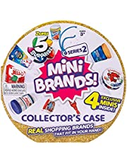 Mini Collector's Case Series 2, 4 Exclusive Minis (Comes with 4 Exclusive Minis)