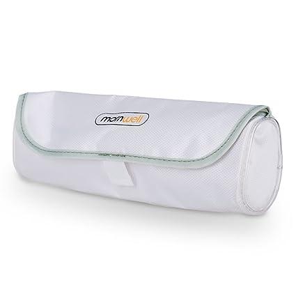 mornwell D91 bolsa de viaje para mornwell D01 para cepillo de dientes eléctrico