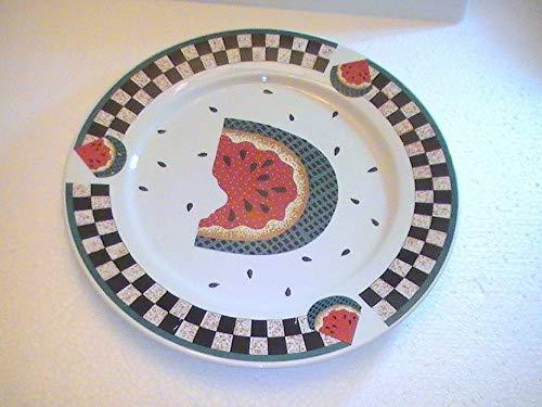 (Tabletops Unlimited Fresh Watermelon 10 1/2