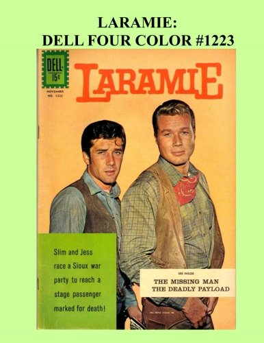 Laramie: Dell Four-Color #1223: Classic TV Western - Collect All Four Issues - All Stories - No Ads pdf