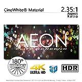Elite Screens Aeon, 103-inch 2.35:1, 4K Home