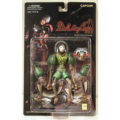 Devil May Cry Collectors (Devil May Cry Clown Green)
