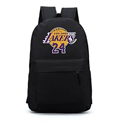 AUGYUESS Basketball Player Star Bryant Backpack School Bag Daypack Bookbag Shoulder Bag: Computers & Accessories