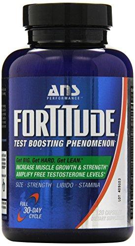 ANS Performance Fortitude, Get Big. Get Hard. Get Lean, Test Boosting Phenomenon, 120 Capsules