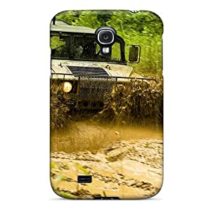 New Tpu Hard Case Premium Galaxy S4 Skin Case Cover(hummer Splash)