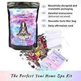 ExSoullent Yoni Steam Herbs - 100% Natural Vaginal