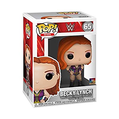 Funko WWE - Becky Lynch: Toys & Games