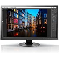 EIZO CS2730-BK-CNX ColorEdge Professional Color Graphics Monitor with Calibration Sensor 27.0 Black