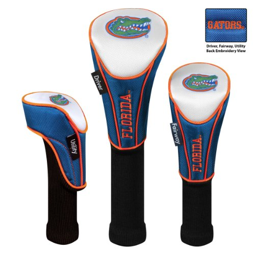 Florida Gators Set of Three Headcovers