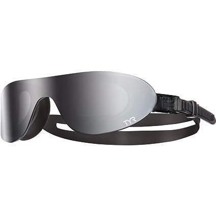 a3e4e2f0e5e Amazon.com   TYR Swim Shades Mirrored Goggles