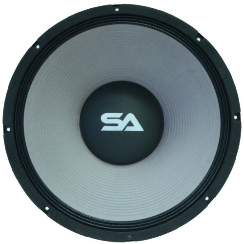 Seismic Audio - 18'' Raw Subwoofers/Woofers/Speakers - PA DJ Pro Audio Replacement Sub - 750 Watts RMS - 240 oz Magnet - 8 Ohms - 4'' Voice Coil by Seismic Audio