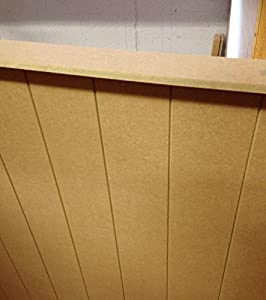 Moisture resistant tongue groove wall cladding panel - Tongue and groove interior cladding ...