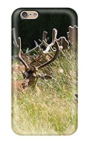 Iphone 6 Case Cover Skin : Premium High Quality Antlers Under A Tree Case