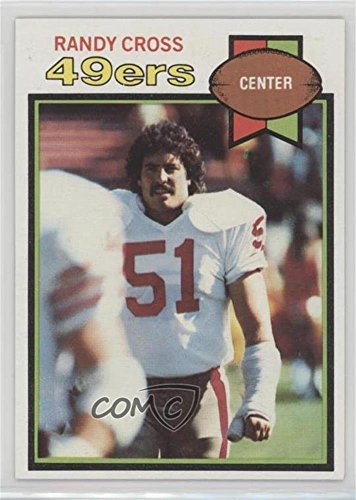 Randy Cross (Randy Cross (Football Card) 1979 Topps - [Base] #513)