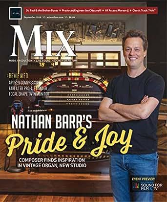 Amazon com: MIX Magazine: Kindle Store