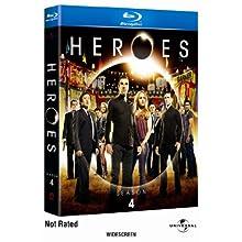 Heroes: Season 4 [Blu-ray] (2009)