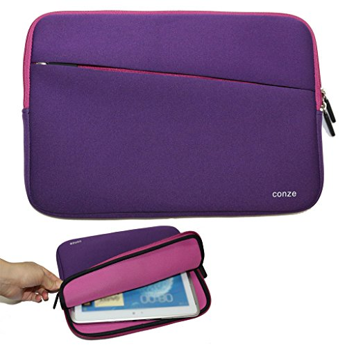 Conze 13¡±Tablet Sleeve Water-resistant Protective Pouch Cover/Brief case Carrying Bag with Front Pocket fits for HP EliteBook 1040 / 840 G4 / 1030 G1 in - Waterproof Case 1030
