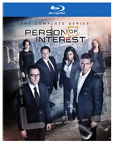Person of Interest: The Complete Series [Blu-ray] by WarnerBrothers
