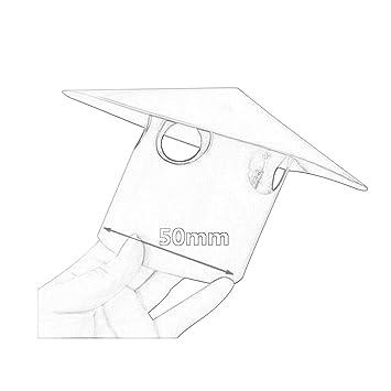 Amazon.com: LXLTL - Tapa para chimenea de aleación de ...