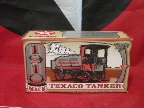 Collector Texaco (Ertl Collectibles Texaco 1910 Mack Tanker Collector's Series 12)