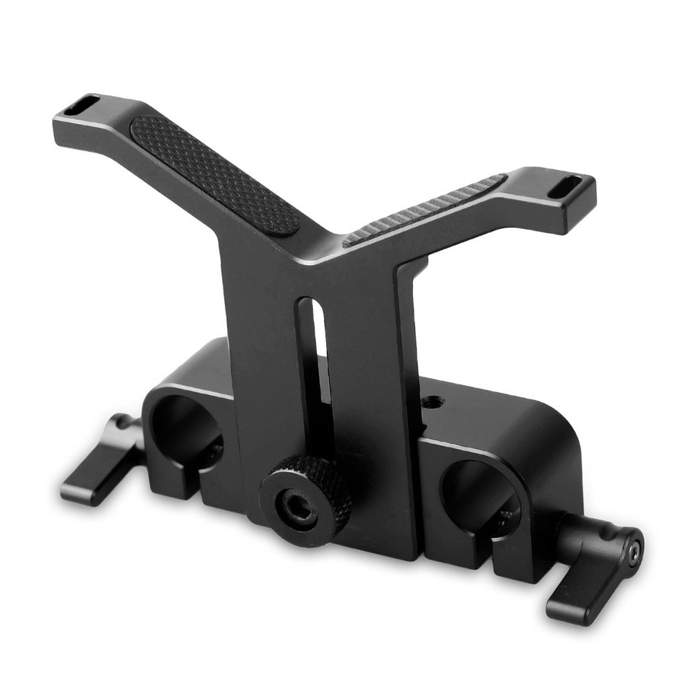 Smallrig 1087 Lens Support with Dual 15mm Rod Clamp, Adju...