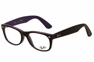 ray ban wayfarer eyeglasses  Amazon.com: Ray-Ban RX5184 Wayfarer Eyeglasses-5215 Tortoise ...