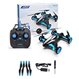 Mini Nano RC Drone for Kids Gift Remote Control Flying Cars Quadcopter with 3 Speed Mode Altitude Hold 3D Flips Headless Mode Easy to Fly for Beginners (Blue)