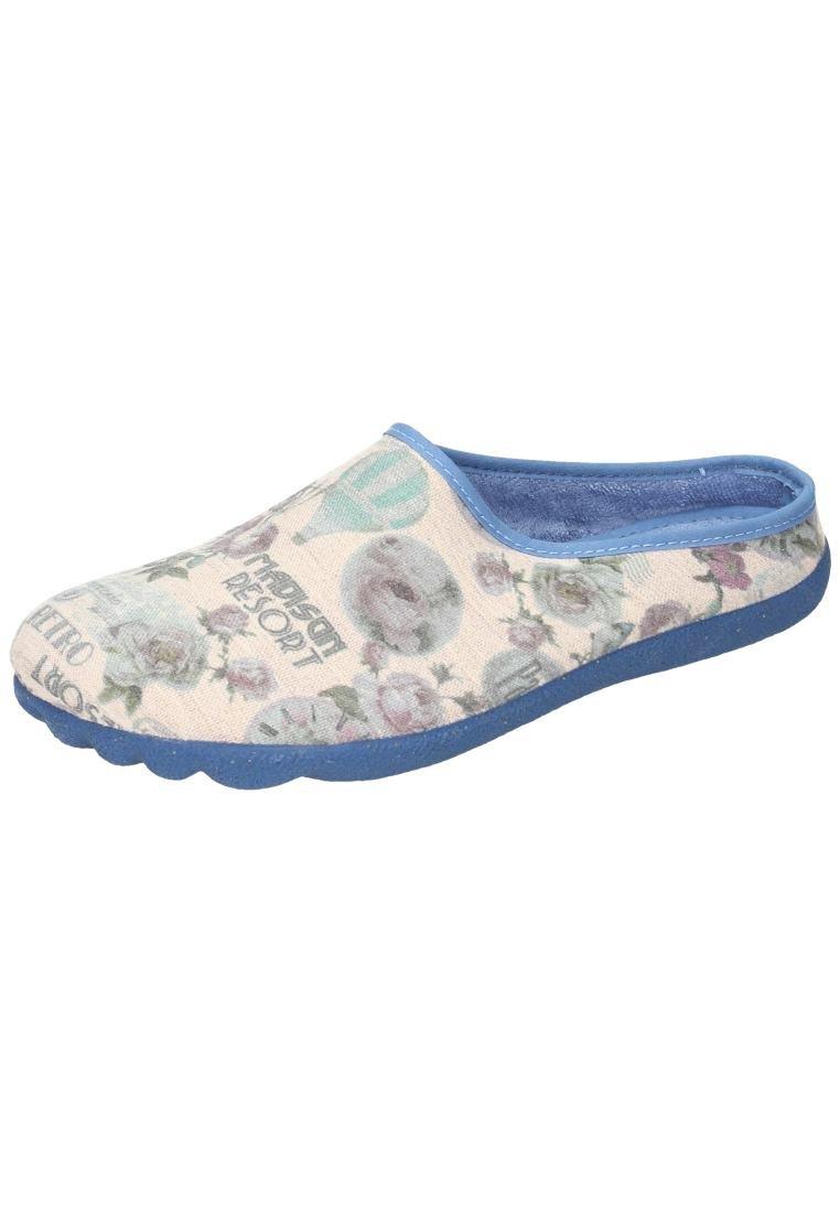 Manitu Home Damen-Pantolette Blau Home Blau 320533-5 B07GXZ763D Azur f137f77 - latesttechnology.space