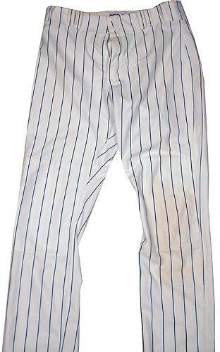 Amazon.com  Todd Wellenmeyer Pants - Chicago Cubs 2011 Game Worn  32 ... 7309f339c