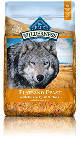 Blue Buffalo Wilderness High Protein Dry Adult Dog Food