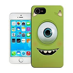THYde Unique Phone Case Characteristic pattern Mike Wazowski Hard Cover for iPhone 4/4s cases-buythecase ending